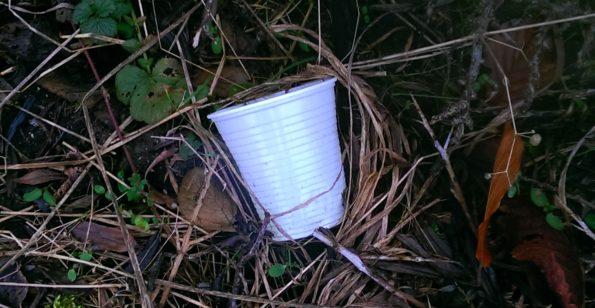 plastic affald