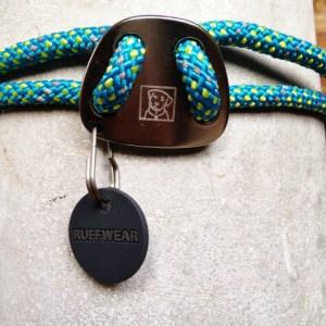Ruffwear Knot-a-collar Spring Blue bricka