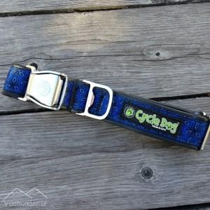 Cycle dog Blue Tri-Style hundhalsband