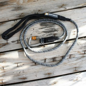 grått koppel klätterreps stil