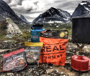 nikkaloukato to abisko real outdoor food real turmat