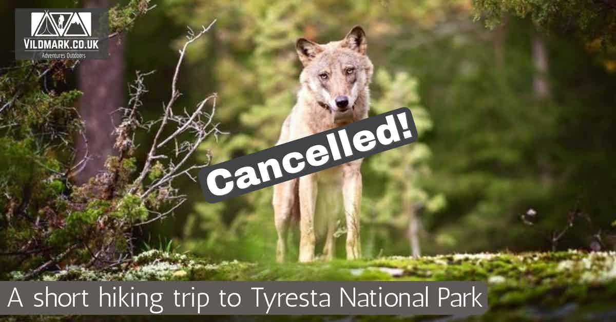 A short hiking trip to Tyresta