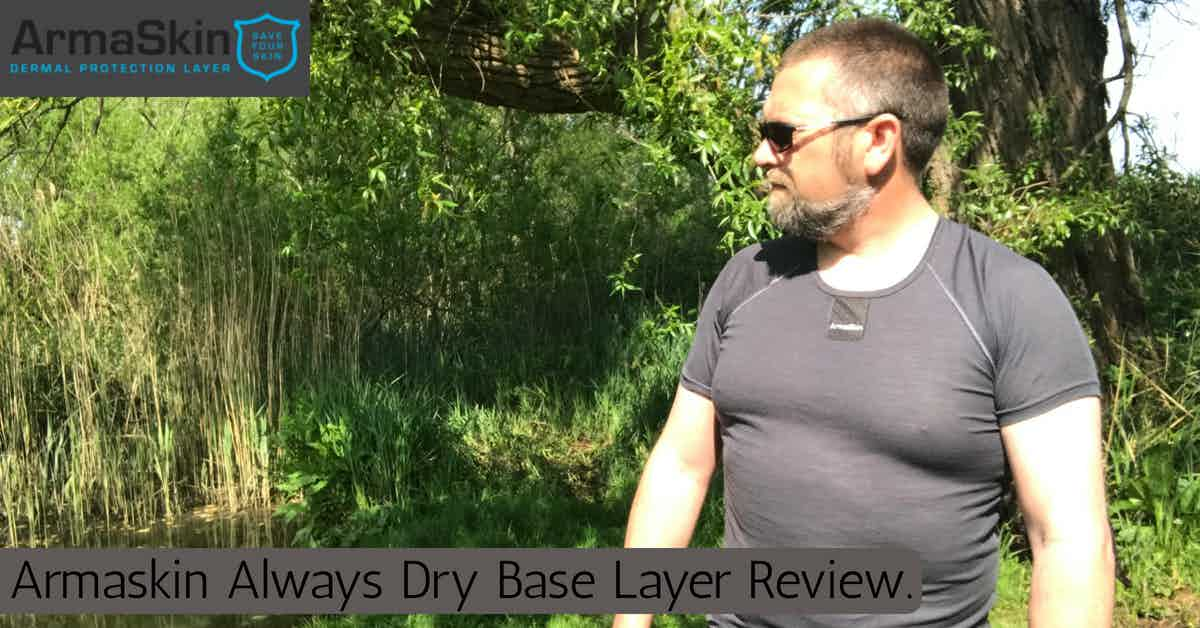 armaskin always dry base layer