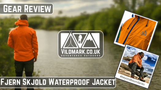 The Fjern Skjold Waterproof Jacket