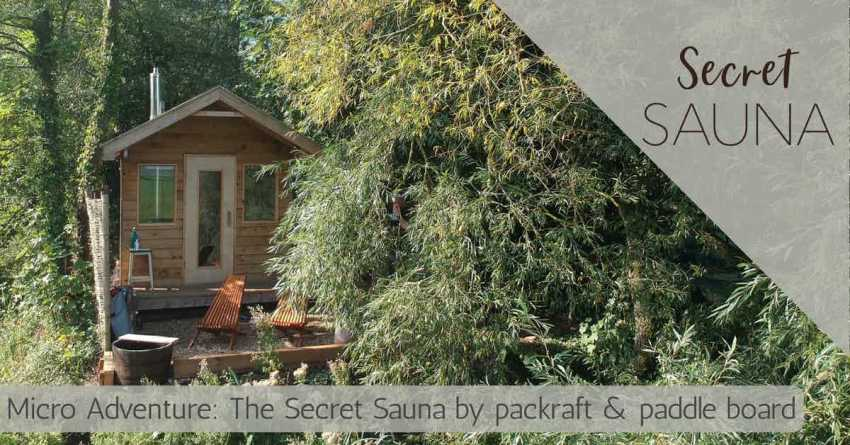 Secret Sauna Bungay Suffolk