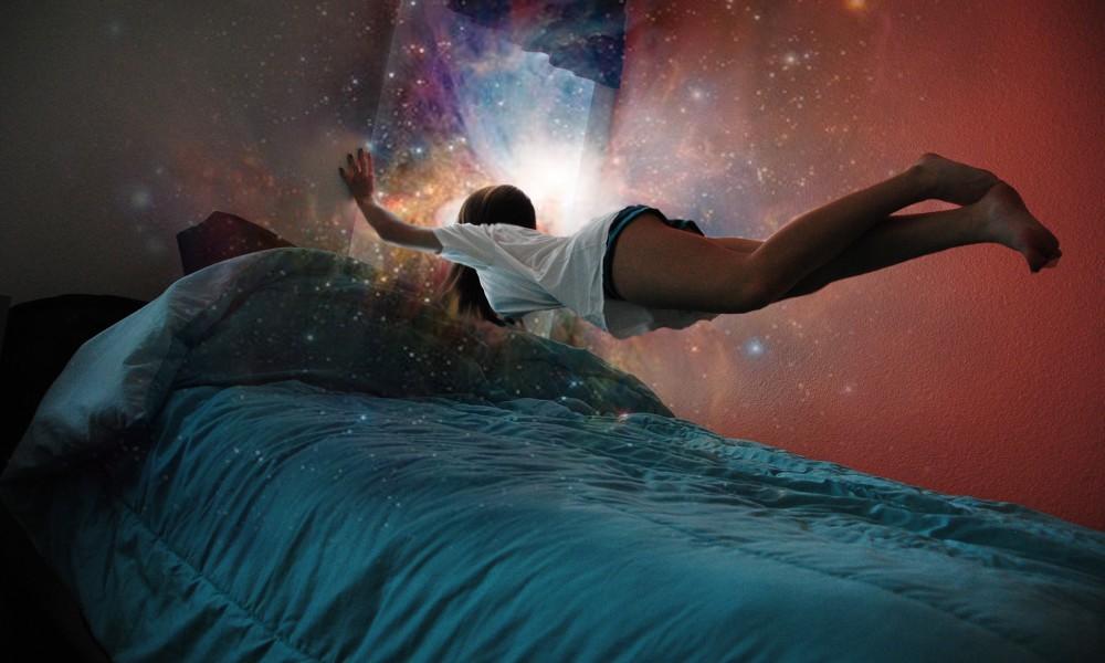 Afbeeldingsresultaat voor lucide droom