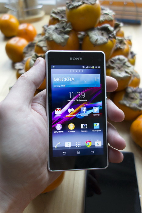 Смартфон Sony Xperia Z1 Compact: опыт эксплуатации – Сайт ...