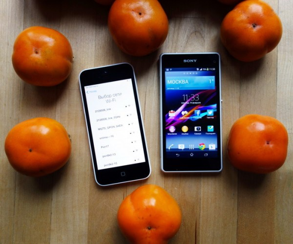 Смартфон Sony Xperia Z1 Compact: опыт эксплуатации. Обзор ...