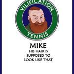 Mike Hanson :