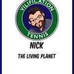 Nick Glover :