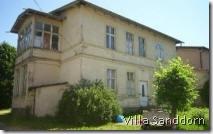 Villa Sanddorn um 2004