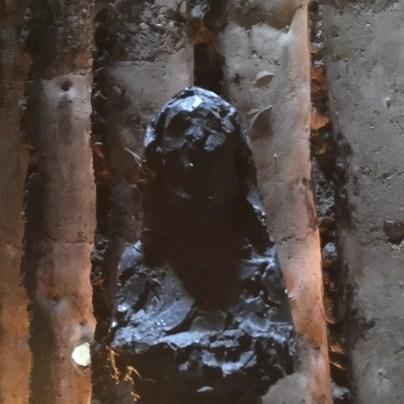 Bronzebüste Bruder Klaus