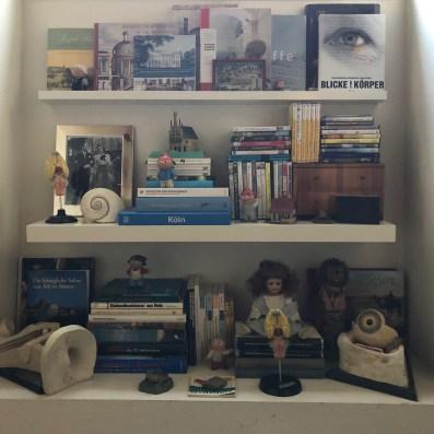 Bücher, Filme, Deko