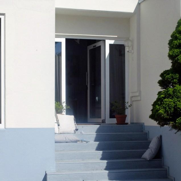 Eingang Junior Suite