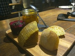 Les fromages corses.