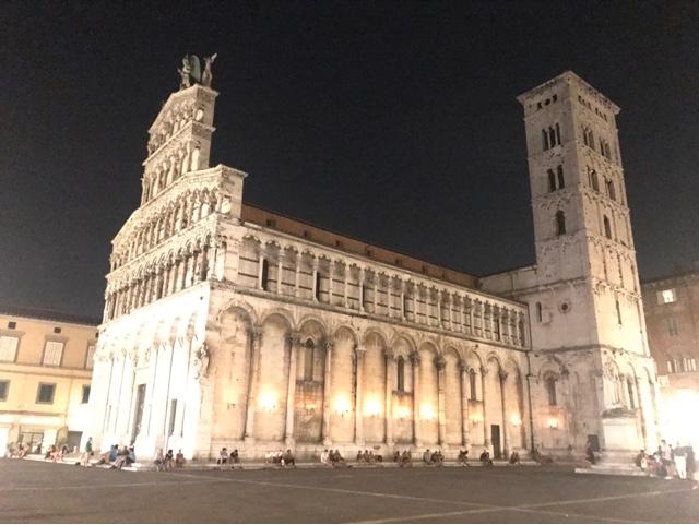 Vigilia di San Paolino a Lucca