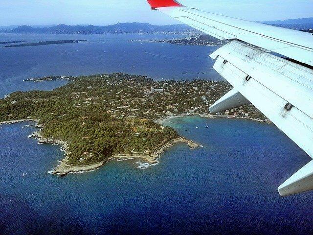 Cap D'Antibes near Villa Aa Alta