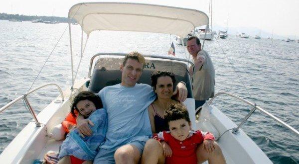 Cannes Boating near Villa Ad Alta