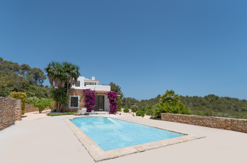 Traumhafte Finca auf Ibiza