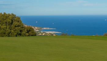 Golfing holiday at the Cote d'Azur