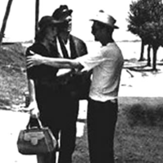 Clara Calamai e Visconti