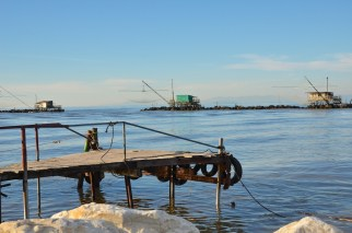 Molo a Bocca Arno e Retoni