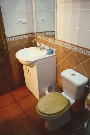 Baños individuales en cada habitación