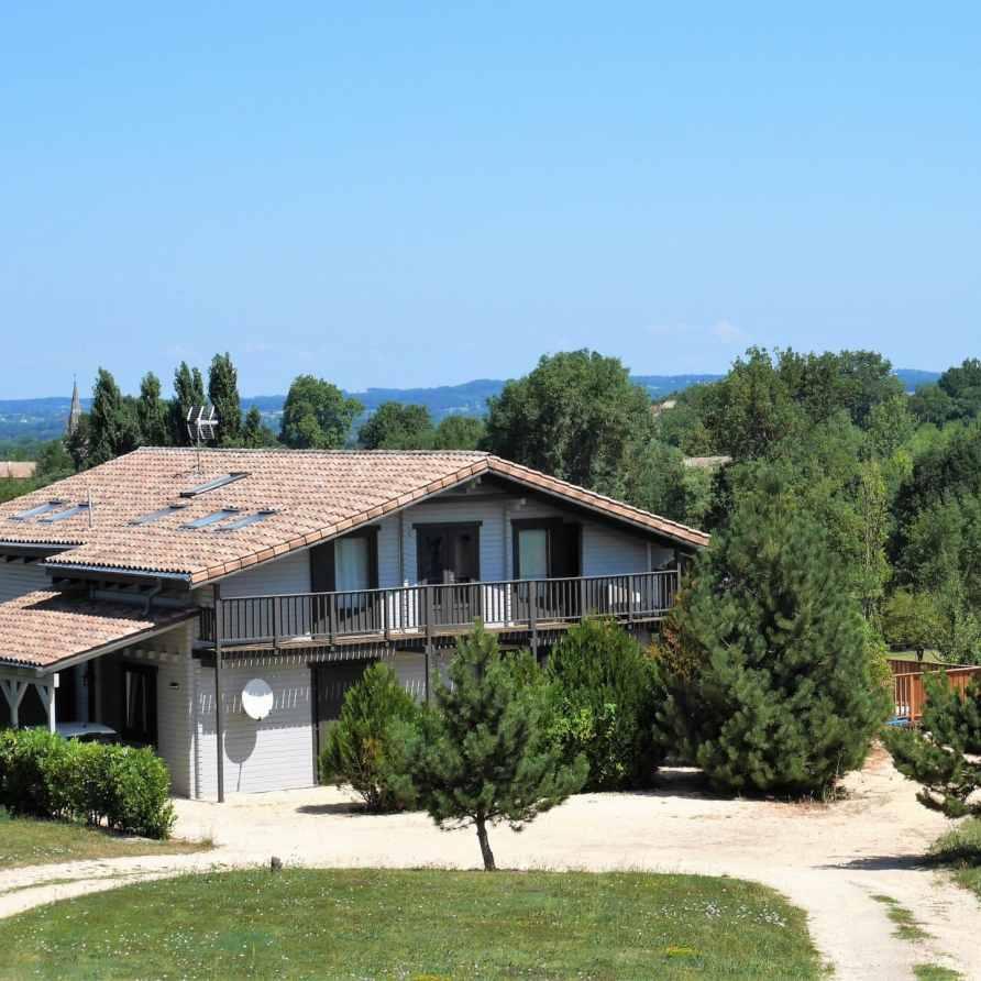 Villa du Fauquié