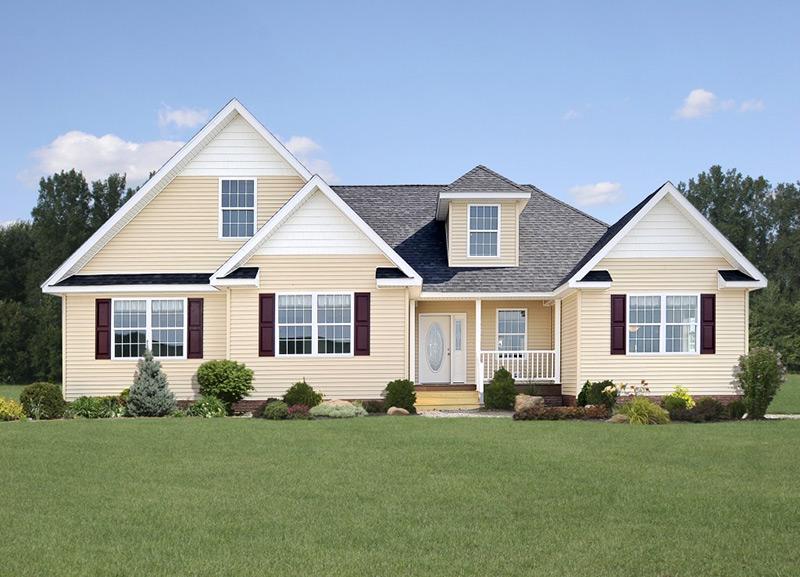 Ranch Modular Home 42 X 55 Village Homes