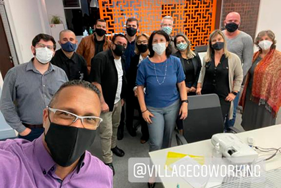 Reuniões Village Coworking
