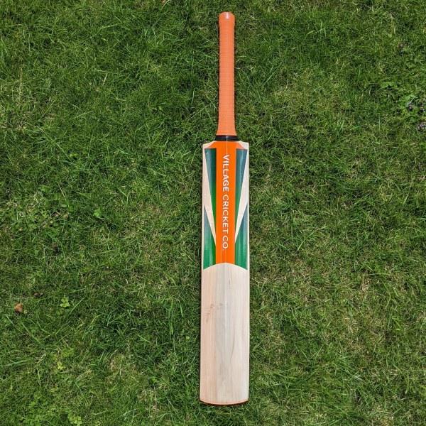 Long Handle Village Cricket Bat 1