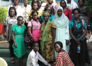 Village Earth provides strategic, autonomy respecting support to 14 different grassroots organizations like the Forum for Community Change and Development (pictured above).