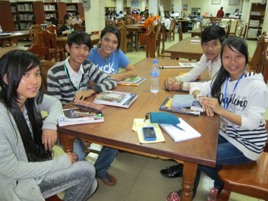 EYC Star Students
