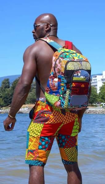 Back-to-School Ankara Accessories
