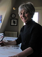 Image of artist Susan Hinton