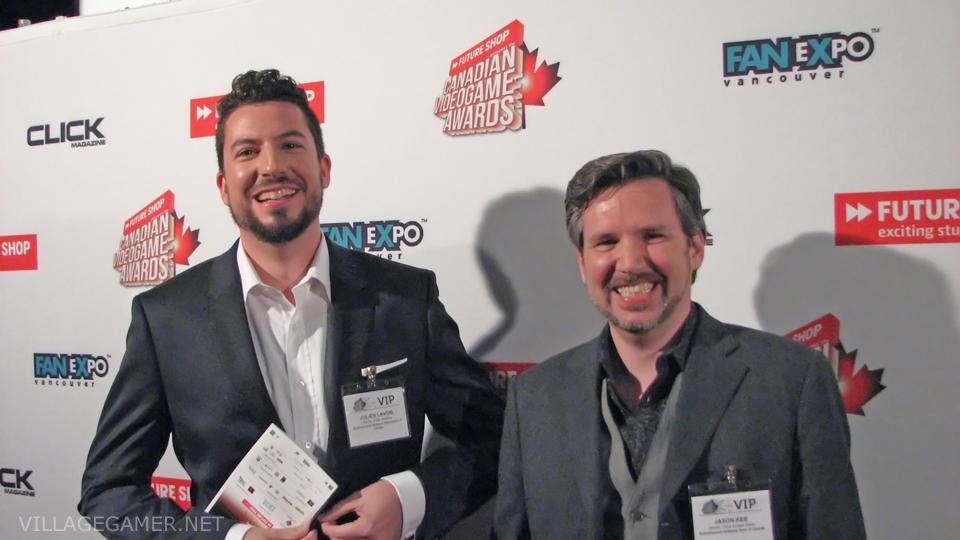Julien Lavoie and Jason Kee