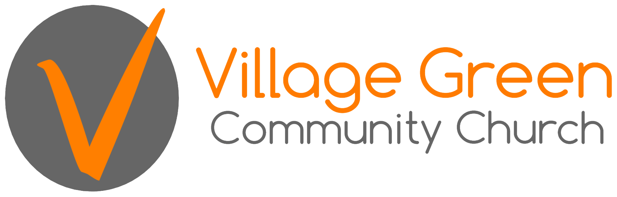 Village green community church logo