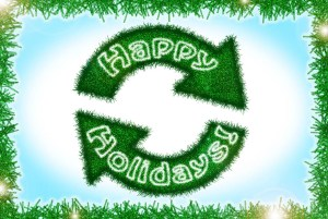 Holiday Recycling Info
