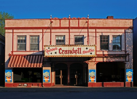 Crandell Theater, est.1926, Main Street, Chatham