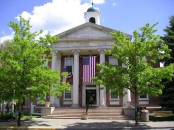 Tracy Memorial Village Hall