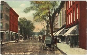 1913 - Main Street, Chatham, NY