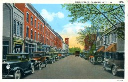 Chatham Main Street 1930s