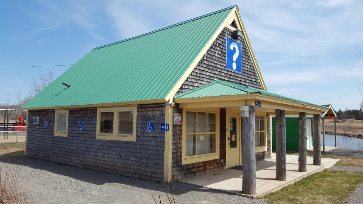 Visitor Information Center
