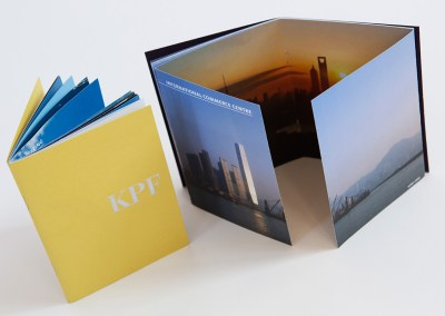 Mini Double Gate Fold Book
