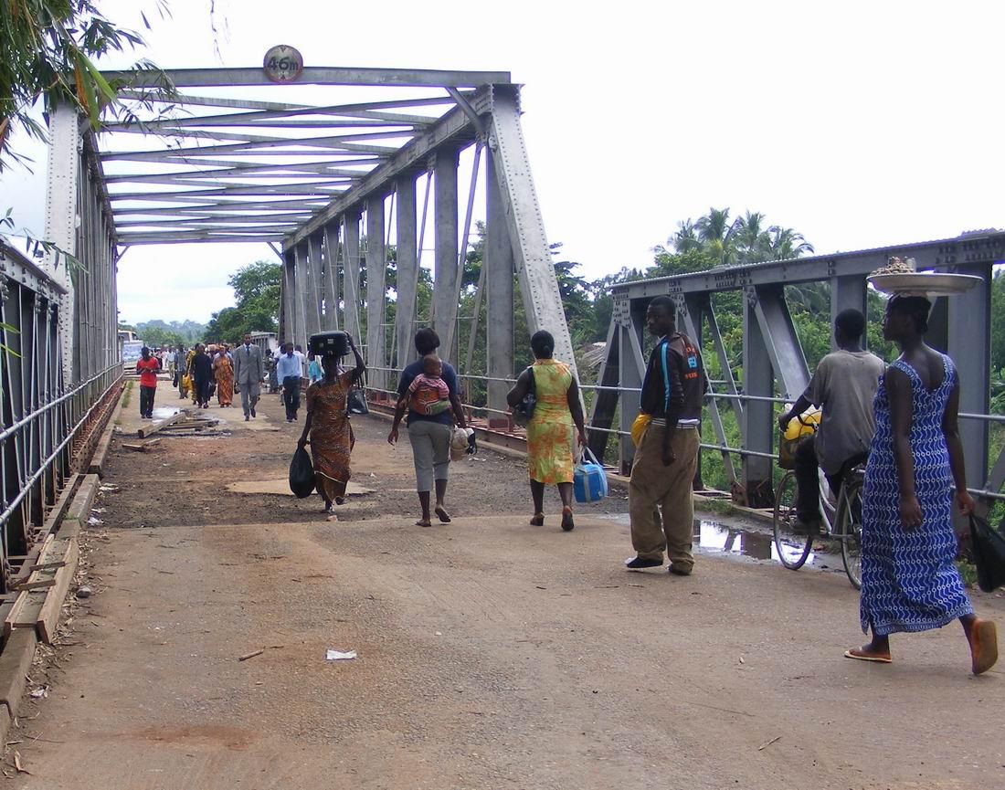 The Bridge at Praso