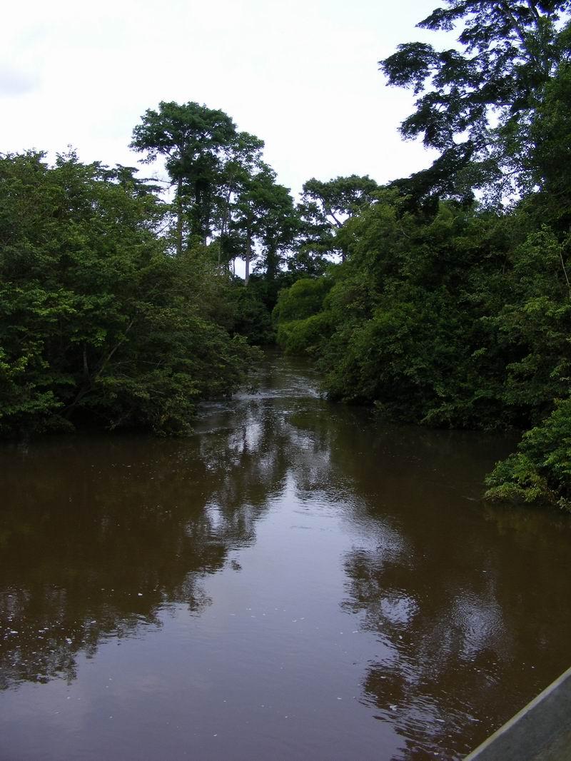 Nana Pra upstream