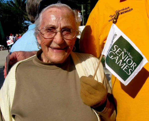 90-year-old Villager ready for competition in Senior Games ...