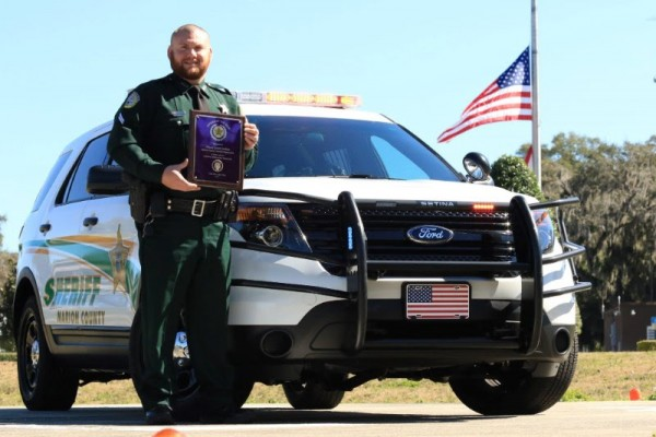 Marion County sheriff's deputy named Ocala Elks Lodge ...