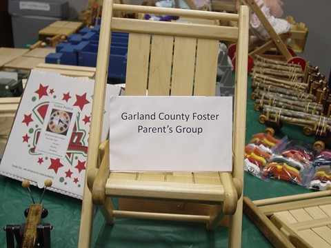 Garland County Foster Parents Group Toys