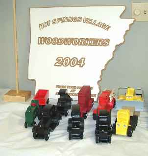 2004 Toys Project
